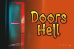 Halloween Trick or Treat - Spooky Quirky Font Product Image 2