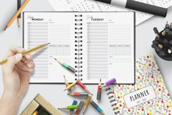 The Ultimate Planner Bundle Pack Vol.04 Product Image 9