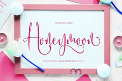 Honeymoon script Product Image 1