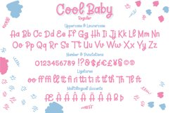 Cool Baby - A Fun Family Font Product Image 6