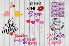 Valentine SVG Mega Bundle, Love SVG Bundle Product Image 2