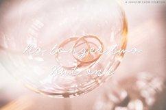 Web Font Angel Rose   An Elegant Monoline Font Product Image 5