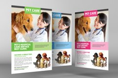 Dog Kennel & Pet Day Care Flyer Product Image 3