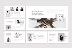 Mnmls - Powerpoint Template Product Image 3