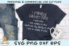 Funny Snarky Crazy Mom Puns Bundle of 14 Bestseller SVGs Product Image 4