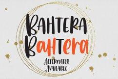 Bahtera - All Caps Handrawn Font Product Image 4