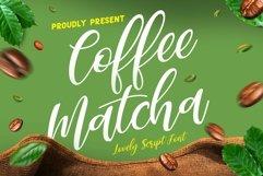 Coffee Matcha Product Image 1