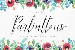 Parlinttons Script Product Image 1