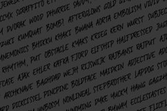 RAMPHOX | Strong Display Font Product Image 8