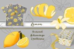 Lemon digital Set Yellow / Gray Product Image 1