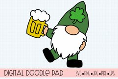St. Patrick's Day SVG Cut Files for Cricut and Silhouette Product Image 2