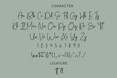Autumn Fairy Signature Monoline Font Product Image 4