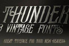Thunder Typeface Product Image 4