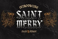 saint merry Product Image 1