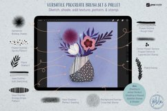 39 Versatile Procreate Brushes - Tool kit Product Image 5