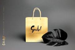 Golden Night script font Product Image 8