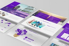 Travel Agency Keynote Template Product Image 2