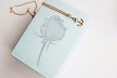 Royal garden, vector clipart set Product Image 5