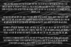 Minervae font family Product Image 4