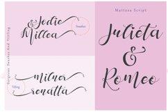 Mattosa Script Product Image 2