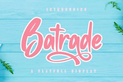 Batrade - A Playfull Display Product Image 1