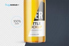 Beer Bottle Mockups Product Image 5
