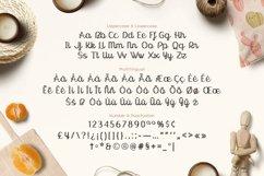 Web Font Miss Lorrie Product Image 3