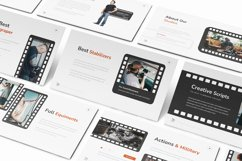 Move Studios Powerpoint Template Product Image 2