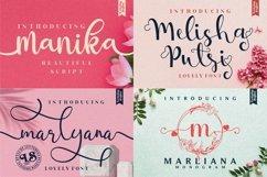 Best Seller - Mega Bundle 100 Fonts Product Image 10