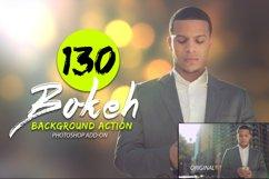130 Bokeh Photoshop Action Product Image 2