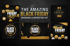 Black Friday Templates Vol 1 Product Image 3