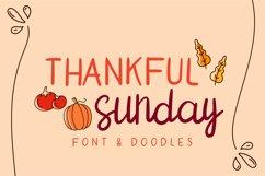 thankful sunday Product Image 1