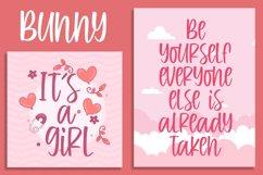 Adora Chalie - Playful Bouncy Font Product Image 4