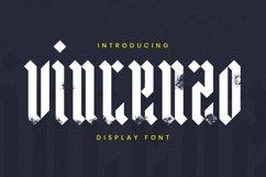 Vincenzo Font Product Image 1