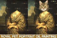 Royal Pet Portrait templates vol.13, Pet Painting Product Image 3