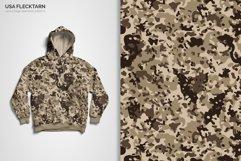 USA Flecktarn Camouflage Patterns Product Image 4