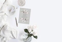 Leafy Wedding Invitation Product Image 2