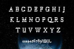 Balancar Sci Fi Font Product Image 2