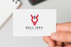 Bull Logo Product Image 3