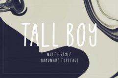 Tall Boy   Handwriting Font Product Image 1