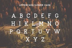 The Sailor Typeface Product Image 4