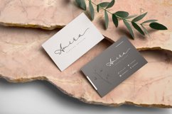 Elegant Script - Lambresia Font Product Image 5