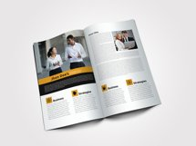 Business Bifold Brochure Templates Product Image 3