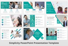 Simplicity multipurpose PowerPoint Presentation Template Product Image 5