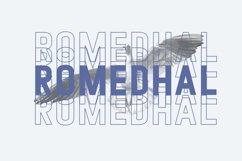 Romedhal Font Product Image 2