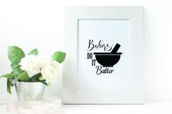 Kitchen SVG Bundle, Kitchen Towel Designs Product Image 3