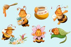 Busy Bee Illustrations Product Image 2