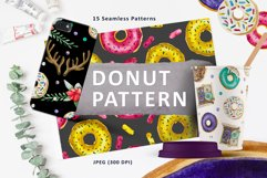 Donut Pattern Product Image 1