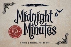 Midnight Minutes Product Image 1