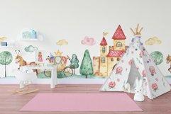 Little princess watercolor Product Image 5